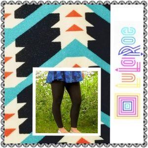 {LuLaRoe} TWEEN leggings, geometric multi print